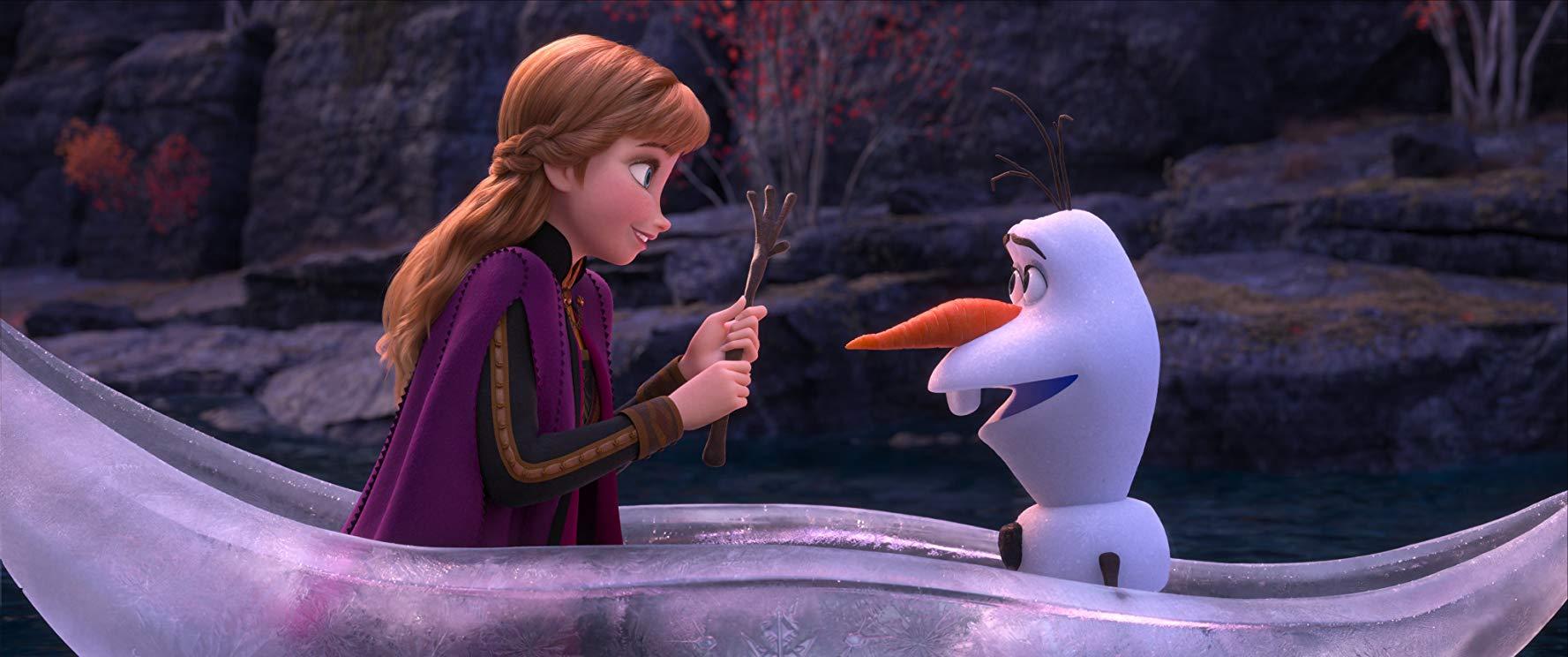 [REGARDER] La Reine des neiges 2 (2019)|HD Film VF~Complet...