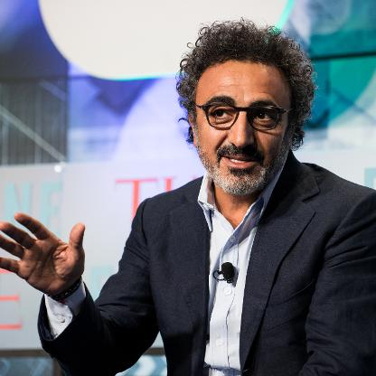 Ted Talk, Hamdi Ulukaya on Anti-CEO