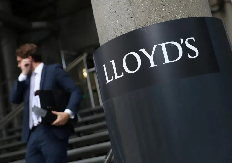 Lloyd's of London reveals one in 12 staff witnessed or suffered sexual harassment last year
