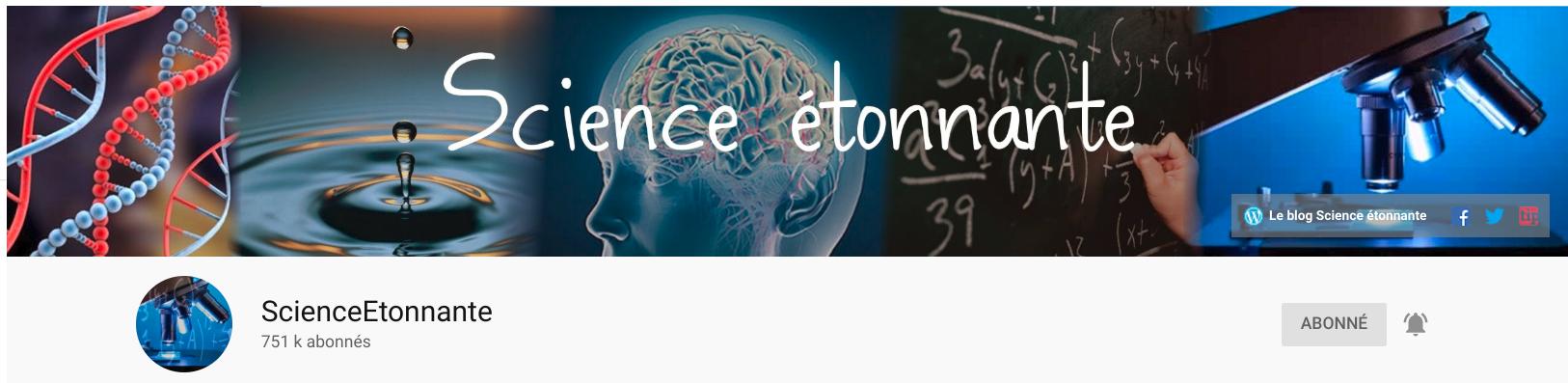 Science étonnante : La Relativité Générale